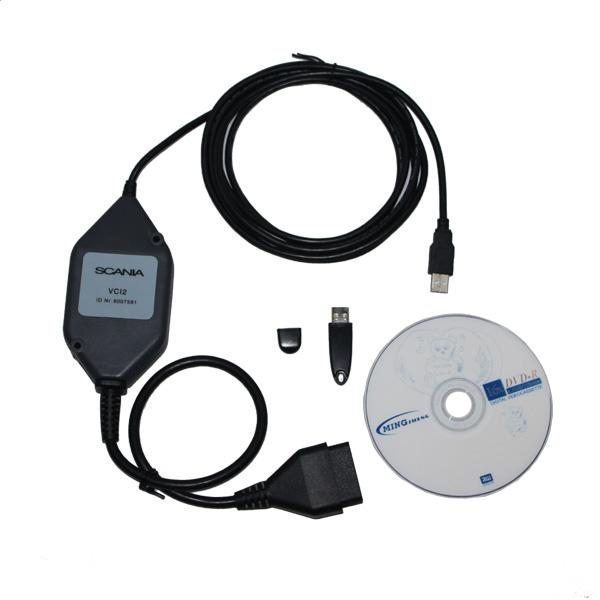 Scania VCI Truck Diagnostic tool