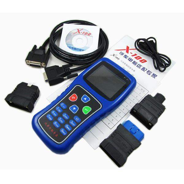 X-100 X100 Auto Key Programmer (english version)