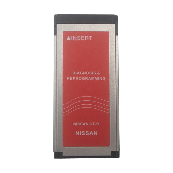 Nissan Consult 3 and Nissan Consult 4 GTR Card