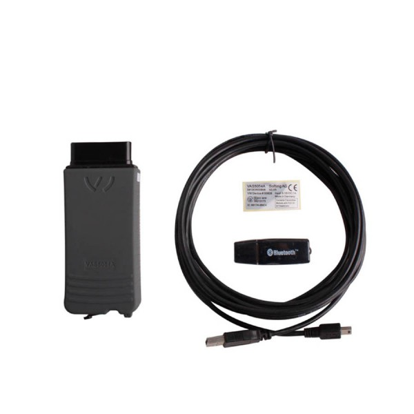VAS5054A VW Audi Bentley Lamborghini Multilanguage diagnostic tool With OKI Chip