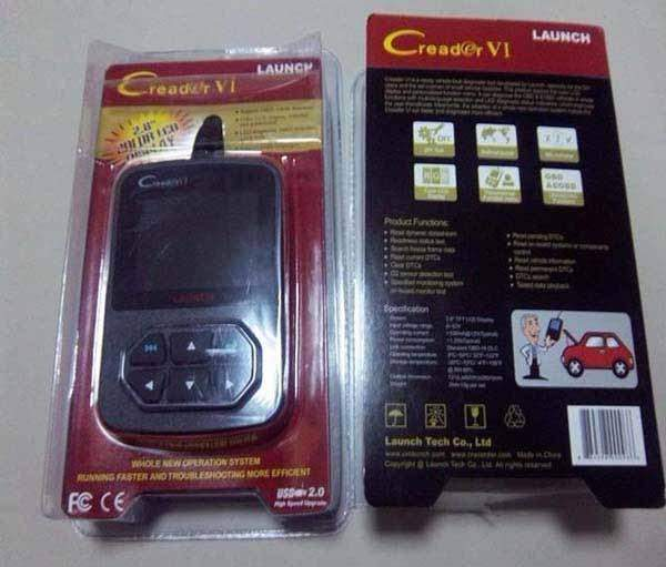 LAUNCH OBD2 CODE READER CREADER VI