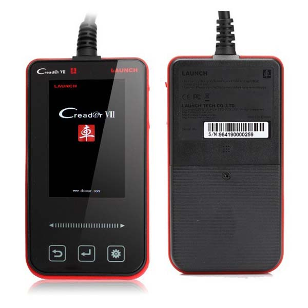 LAUNCH Creader VII Diagnostic Full System Code Reader
