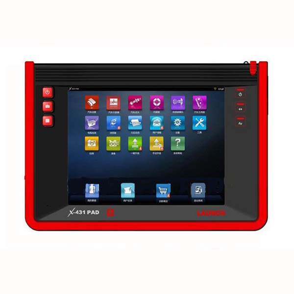 Launch X431 X-431 Pad Auto scanner support 3G WIFI Original Update via Internet
